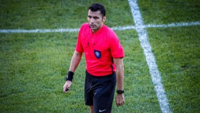 Ούγγρος διαιτητής στο Άρης-ΠΑΟ, ο κ. Φωτιάς στο Ολυμπιακός-ΠΑΟΚ.