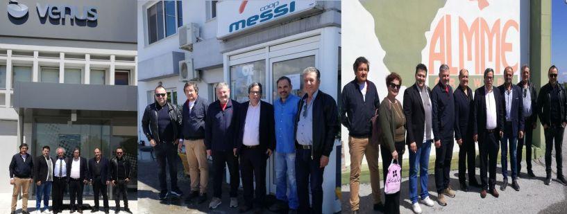 Επίσκεψη Αντώνη Μαρκούλη σε ΑΛ.Μ.ΜΕ., Α.Σ. ΜΕΣΗΣ και VENUS