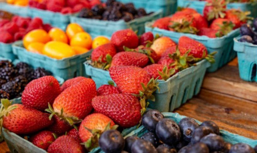 Αυτά είναι τα καλύτερα φρούτα και λαχανικά για δίαιτα