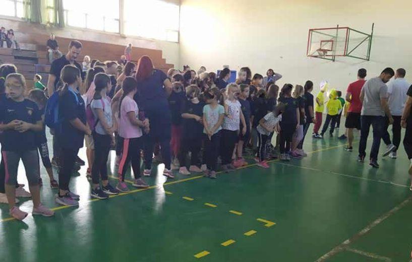 ΓΑΣ Αλεξάνδρεια: Τελέστηκε σήμερα ο αγιασμός για την νέα περίοδο - Παρουσίαση όλων των τμημάτων – Φώτο