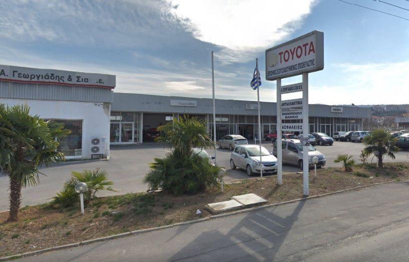 ΛΑΟΣ ΕΡΓΑΣΙΑ - H TOYOTA Γεωργιάδης ζητά Μηχανικό Αυτοκινήτων