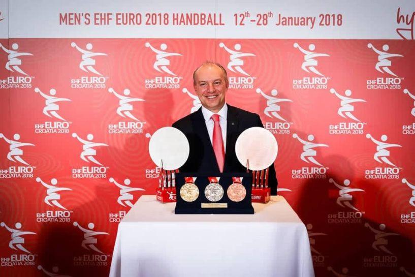Παρατηρητής στον τελικό του EURO ο Γιώργος Μπεμπέτσος