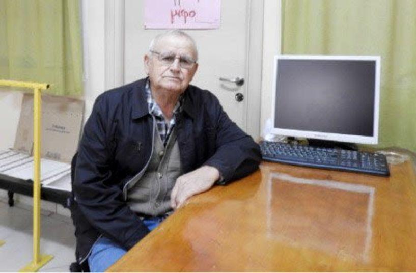 Γιωρίκας Μουρατίδης  Ένα δίκτυο κοινωνικής  αλληλεγγύης από μόνος του -  «Να εφτάσ' το μερτικόν σου,  μου έλεγε πάντα η μάνα μου»