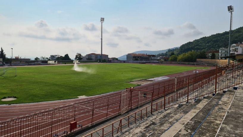 Μέτρα υγειονομικής ασφάλειας για την είσοδο των δημοτών στους αθλητικούς χώρους στο Δήμο Νάουσας