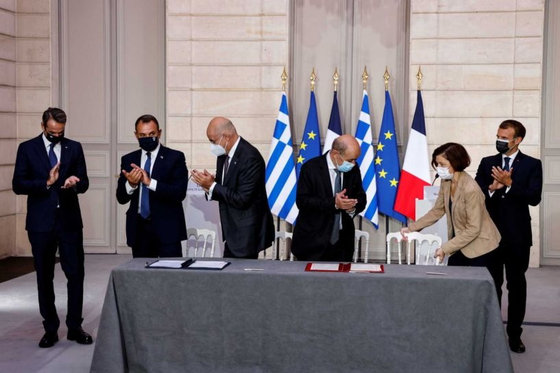 Συμφωνία Ελλάδας – Γαλλίας: Όλο το κείμενο – Τι προβλέπει