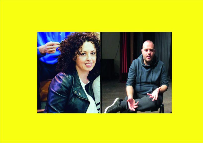 Συνέντευξη: Κατερίνα Γρηγοριάδου και Πέτρος Μαλιάρας μιλάνε για τις παραστάσεις του τμήματος του ΔΗΠΕΘΕ Βέροιας