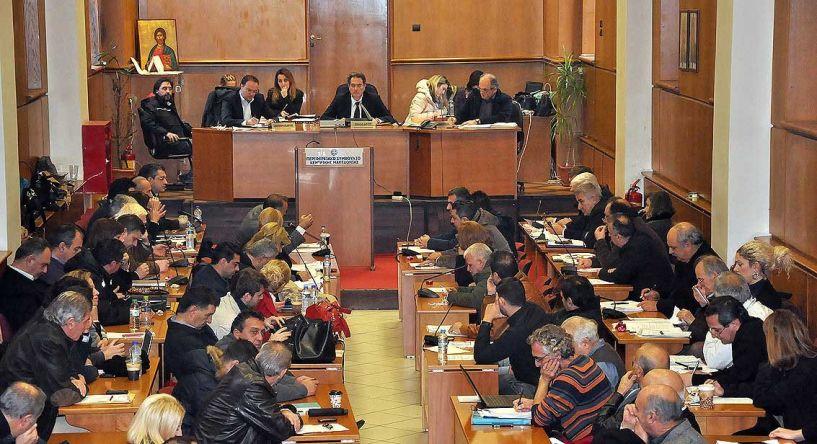 Η δεύτερη φάση του επιχειρησιακού προγράμματος στο περιφερειακό συμβούλιο Κ. Μακεδονίας