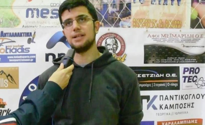 Ανανέωσε την συνεργασία με τον ΑΟΚ Βέροιας ο Κώστας Ηλιάδης