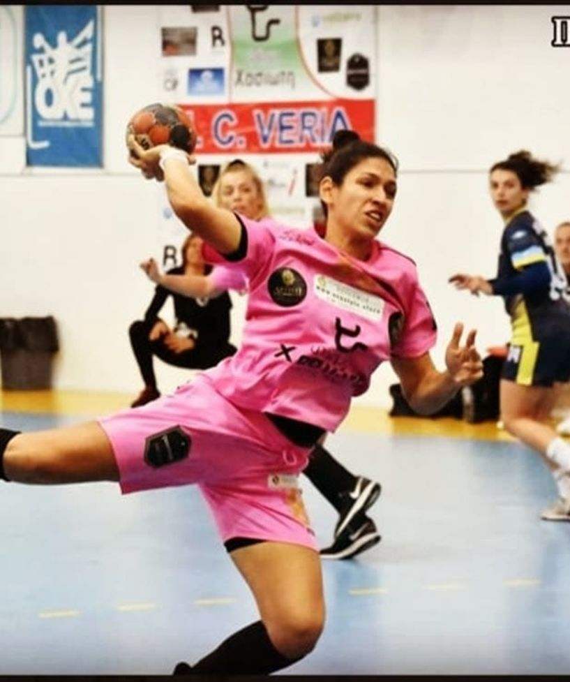 «Ημερολόγιο Καραντίνας» στο greekhandball.com: Η Έλσα Μάστακα τονίζει: «Ο αθλητισμός μας έμαθε την πειθαρχία, τη συνέπεια και την υπομονή, για να πορευτούμε σ' αυτές τις συνθήκες»