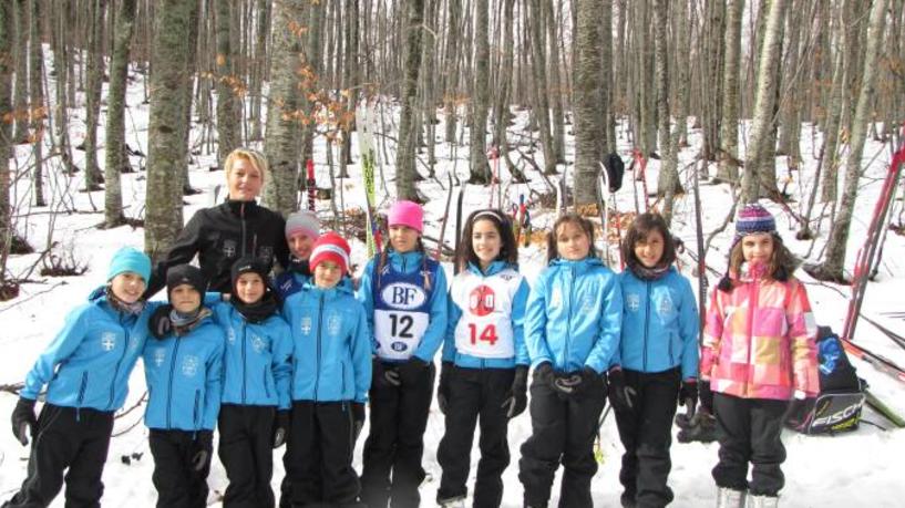 Εντυπωσιακή ήταν η εμφάνιση των μικρών αθλητών του ΣΧΟ Βέροιας στο Σκι Δρόμων Αντοχής στο αγώνα που διεξήχθη στα 3-5 Πηγάδια για το Κύπελλο Ελλάδος!