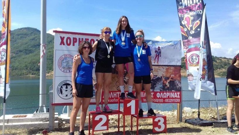 Σάρωσαν τα μετάλλια οι αθλητές του ΕΟΣ στον Διεθνή αγώνα και Κύπελλο Ρόλλερσκι στη Φλώρινα! (Φωτό)