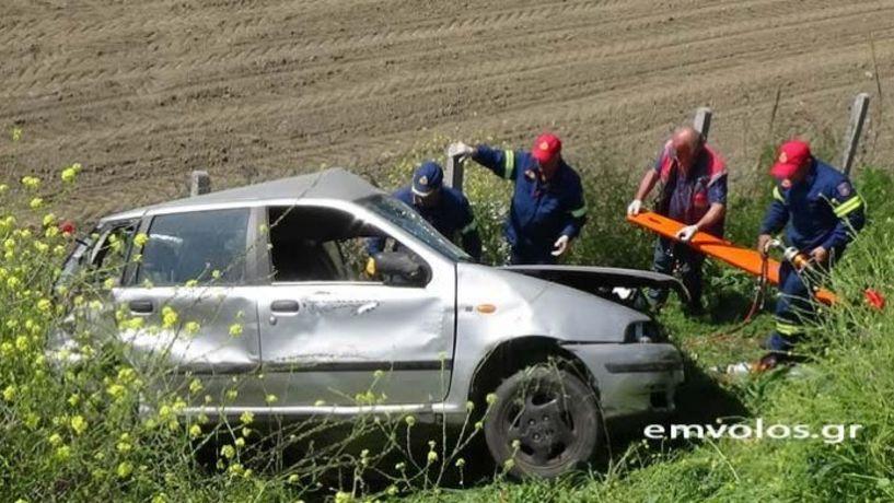 Νεκρός, 30χρονος οδηγός από εκτροπή  Ι.Χ  στην Εγνατία, στο ύψος του  ΣΕΑ Πλατάνου
