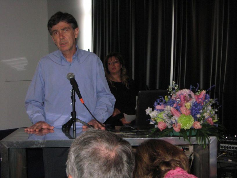 Με τον υφυπουργό Παιδείας Δημ. Μπαξεβανάκη συναντήθηκαν  ΕΛΜΕ και Ομοσπονδία Ενώσεων Γονέων και Κηδεμόνων
