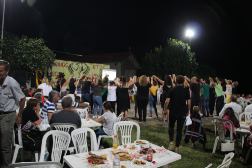 Εύξεινος Λέσχη Βέροιας: Πραγματοποιήθηκαν οι θερινές εκδηλώσεις στο Κομνήνιο Βέροιας - Τα αποτελέσματα της λαχειοφόρου αγοράς