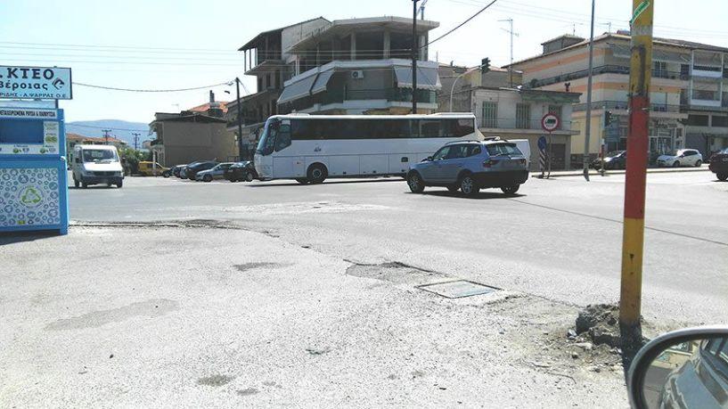 Συνεχίζεται το επικίνδυνο κυκλοφοριακό αλαλούμ στα φανάρια της «Κύπρου» - Βίντεο & Φωτογραφίες