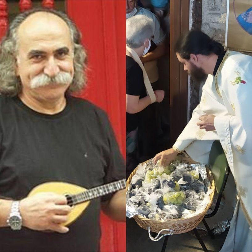 «Πρωινές Σημειώσεις»: Τα πρώτα αγιασμένα σταφύλια του Σωτήρος-«Έφυγε» ο Αγάθωνας- τοπικά νέα και σχόλια
