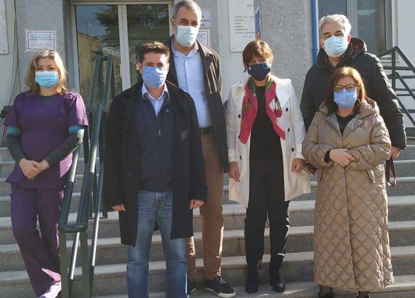 Φρ. Καρασαρλίδου και Τμήμα Υγείας ΝΕ ΣΥΡΙΖΑ-ΠΣ Ημαθίας: «Στηρίζουμε την προσπάθεια των υγειονομικών και απαιτούμε άμεση και έμπρακτη ενίσχυση όλων των δομών Υγείας της Ημαθίας»