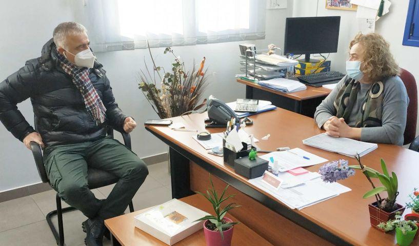 Λάζαρος Τσαβδαρίδης από τον ΕΛΓΑ Βέροιας: