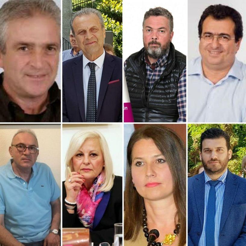 Για την επόμενη διετία… Παραμένουν οι ίδιοι αντιδήμαρχοι Βέροιας, πλην Λυκοστράτη, που αντικαταστάθηκε από τον Λάζαρο Ασλανίδη