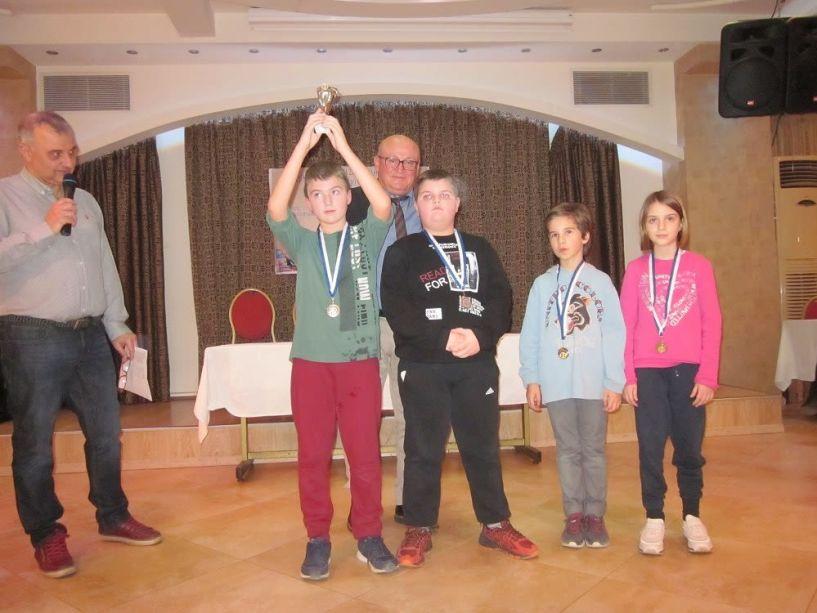 12ο Ομαδικό Πρωτάθλημα Σκάκι ΚΔ. Μακεδονίας 2019