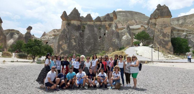 Το Λύκειο των Ελληνίδων Βέροιας στο δρόμο προς την Καππαδοκία
