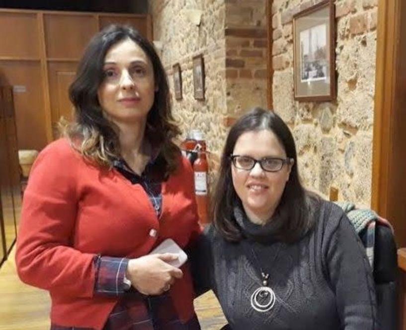 Η Μαρία Χειμωνοπούλου νέα πρόεδρος του Συλλόγου Φίλων Ποταμού Τριποτάμου