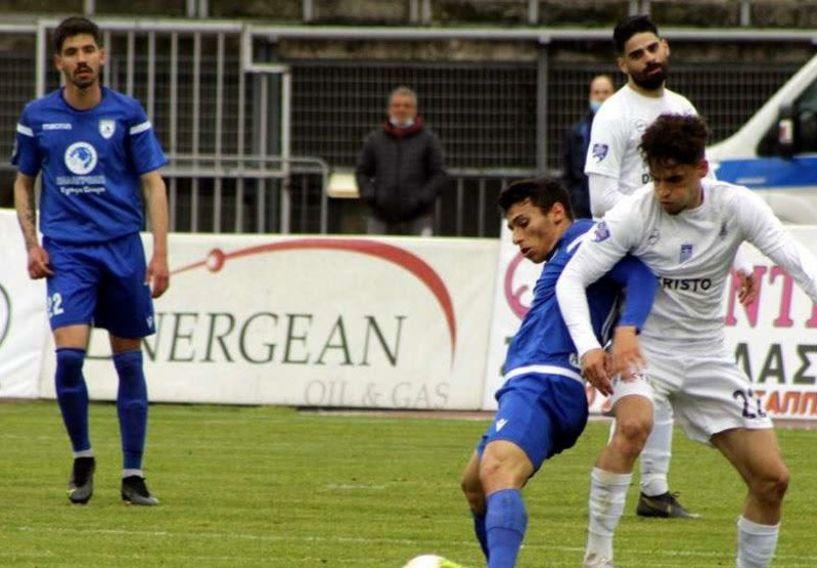 Η 16η αγωνιστική της Football League. Το Σάββατο 12/6 στις 20.00μ.μ από την ΕΡΤ3 Βέροια- Καβάλα.