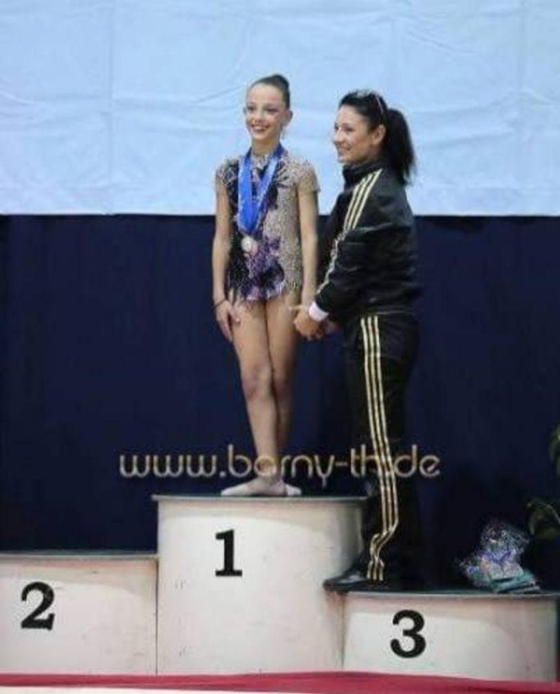 Καλύτερη ελληνίδα αθλήτρια στο διεθνές τουρνουά Spartacus η Κωνσταντίνα Καλοΐδου του ΑΟΡΓ