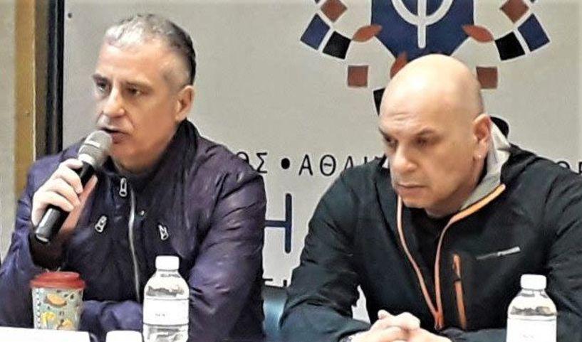 Νέο διοικητικό συμβούλιο στον Σύλλογο Δρομέων Βέροιας. Πρόεδρος ο Βασίλης Τσιάρας