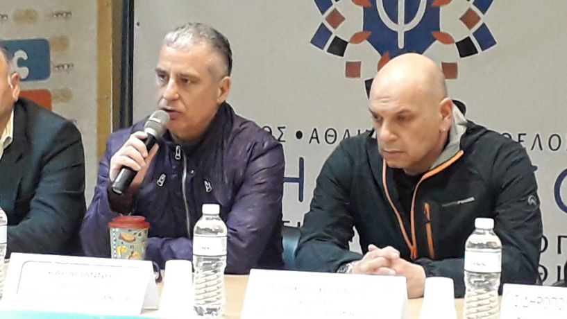 Σύλλογος Δρομέων Βέροιας. Συνεχίζει στην προεδρία ο Βασίλης Τσιάρας
