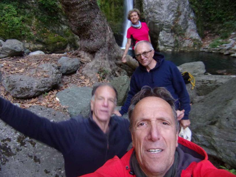Στα Λουτρά Πόζαρ με τους Ορειβάτες Βέροιας