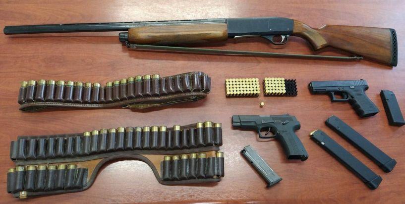 Αλεξάνδρεια: Συνελήφθη 36χρονος για παράνομη οπλοκατοχή