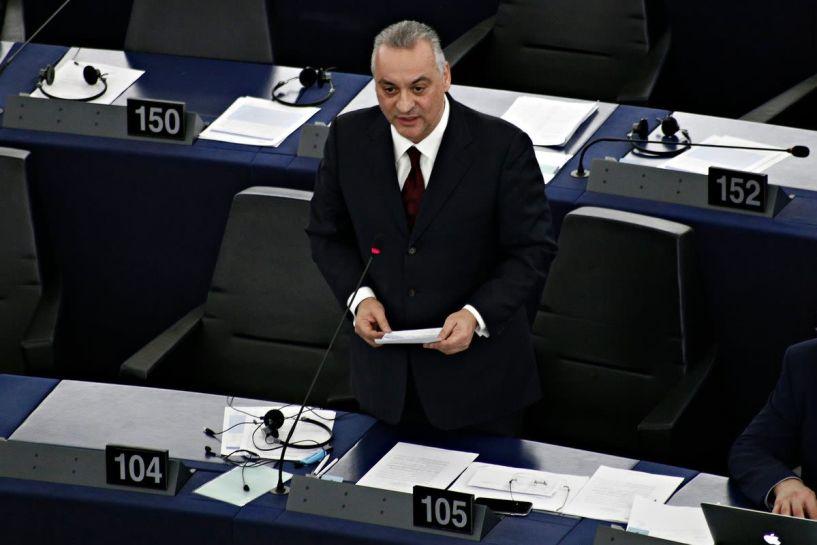 Μανώλης Κεφαλογιάννης για το «Μακεδονικό»:  «Το δυστύχημα είναι ότι μία Συμφωνία όταν υπογραφεί αλλάζει μόνο με μία άλλη Συμφωνία»