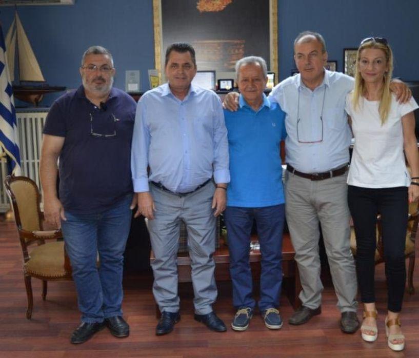 Κ. Καλαϊτζίδης: «Συνεχής η συνεργασία μας, με τους κοινωνικούς φορείς της Ημαθίας»