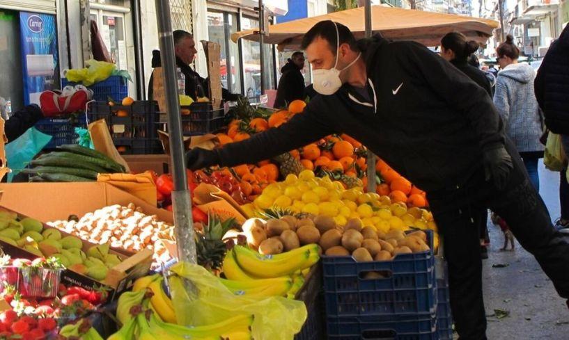 Νέες ρυθμίσεις λειτουργίας των Λαϊκών  Αγορών του Δήμου Βέροιας (Κοινότητας  Βέροιας - Μακροχωρίου – Αγίου Γεωργίου)