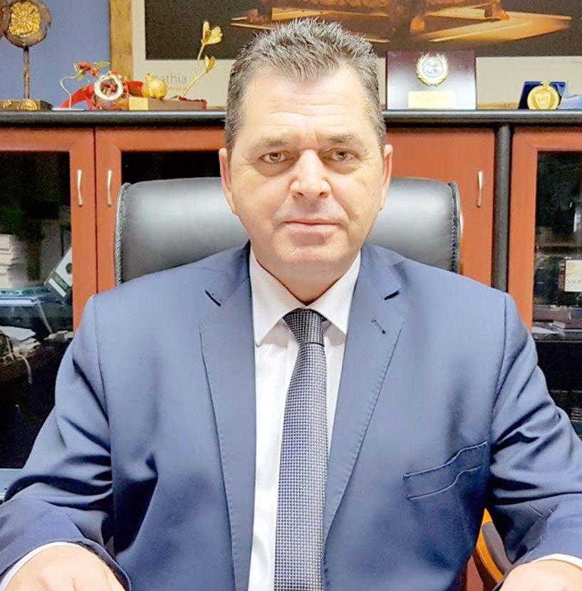Απάντηση του Αντιπεριφερειάρχη στο Δήμαρχο Βέροιας για την ΑΝ.ΗΜΑ Κ. Καλαϊτζίδης: «Ενεργώ πάντα στο προσκήνιο και δεν συμμετέχω σε καμαρίλες και βυζαντινισμούς»