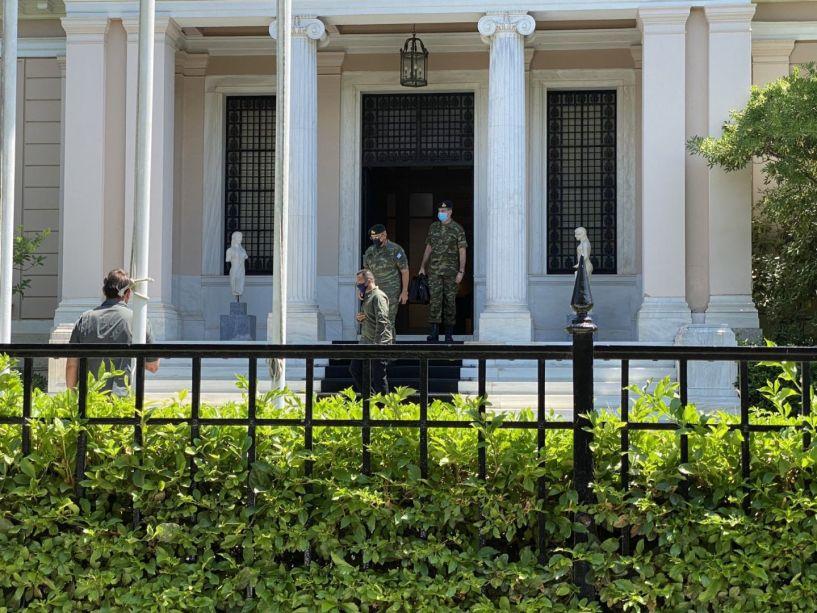 Με αντι-Navtex απάντησε η Αθήνα και καλεί την Τουρκία να σταματήσει τις προκλήσεις – Ολοκληρώθηκε το ΚΥΣΕΑ