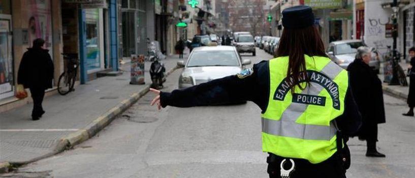 Προσωρινές κυκλοφοριακές ρυθμίσεις στην οδό Ανοίξεως στη Βέροια