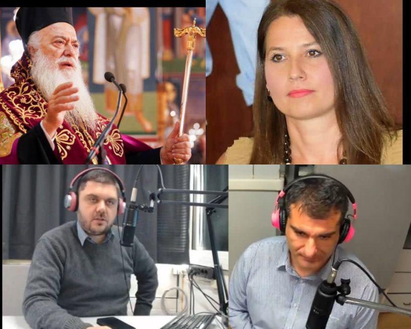 «Λαϊκά και Αιρετικά» (15/5):  Ο Μητροπολίτης Βεροίας μιλά για το άνοιγμα των εκκλησιών, η αντιδήμαρχος Παιδείας Δ. Βέροιας για το άνοιγμα των σχολείων, δροσερό κλείσιμο με Α. Μπιδέρη