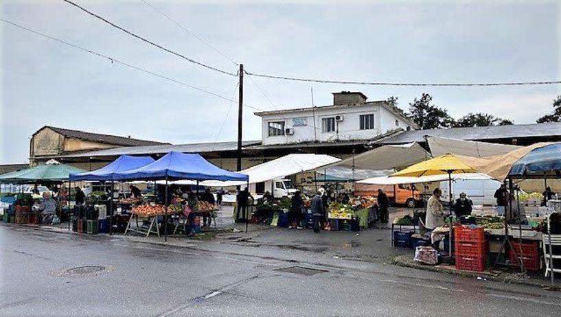 Ονομαστική κατάσταση συμμετεχόντων στην Λαϊκή Αγορά της Αλεξάνδρειας