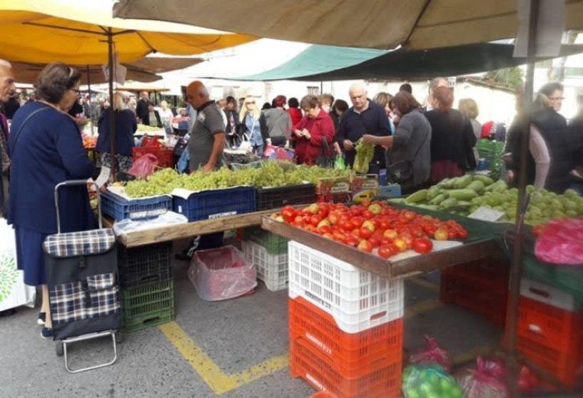 Πρόσκληση του Δήμου Βέροιας για συμμετοχή πωλητών στην κυριακάτικη Λαϊκή των Ριζωμάτων