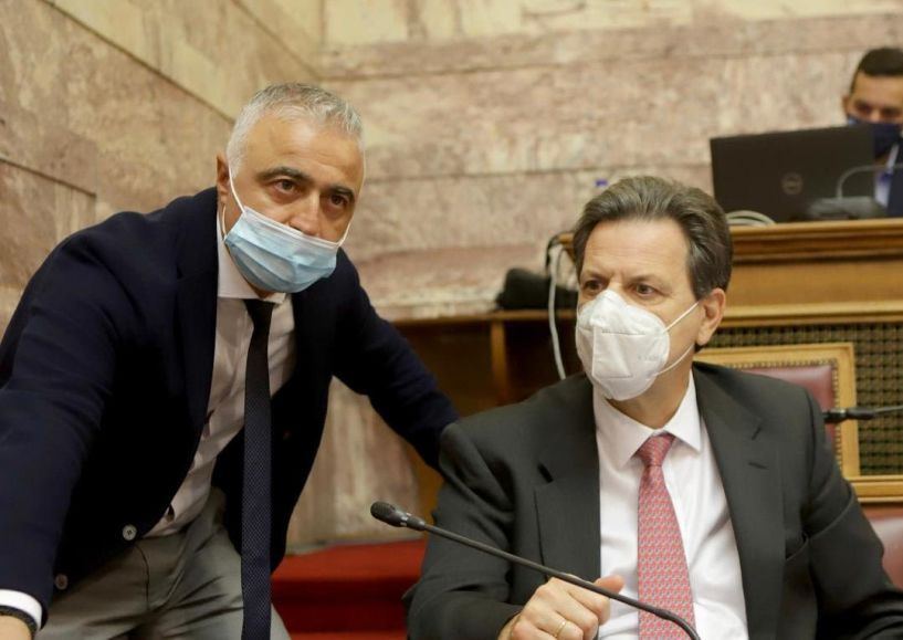 Αναδρομικό «κούρεμα» σε οφειλές μικρομεσαίων επιχειρήσεων μέσω των τριών πρώτων κύκλων της επιστρεπτέας προκαταβολής ζητά ο Λάζαρος Τσαβδαρίδης