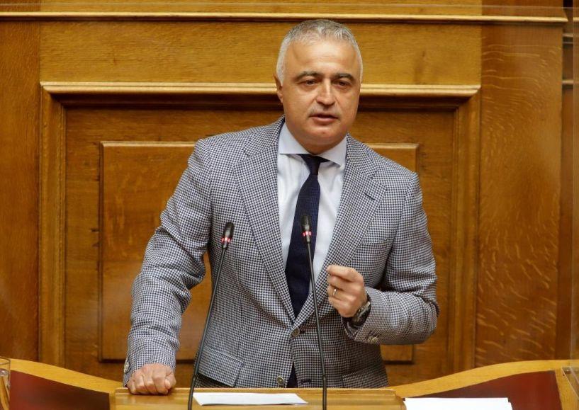 Λάζαρος Τσαβδαρίδης από το βήμα της Βουλής: Η Κυβέρνηση επιβεβαιώνει για ακόμη μία φορά την εστίασή της στην ενίσχυση του Κράτους Δικαίου