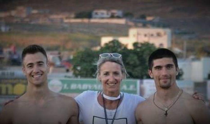 Μεγάλη βολή του Λογδανίδη στο ακόντιο στους διεθνείς αγώνες Δεκάθλου στην Νάξο