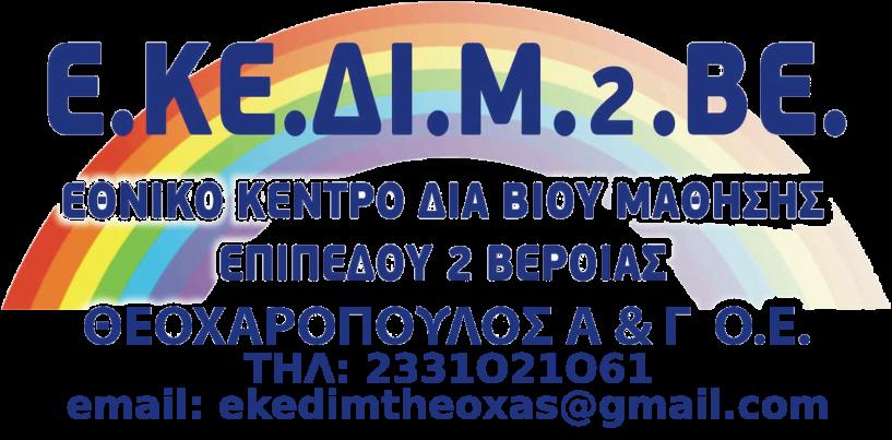 Πρόγραμμα Εκμάθησης γραφής Braille στο ΕΚΕΔΙΜ Θεοχαρόπουλος.