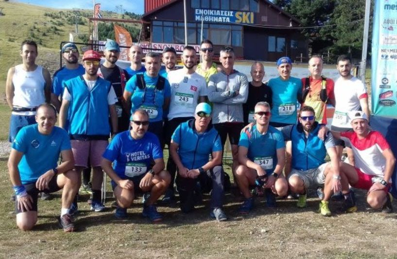 Αποτελέσματα του Συλλόγου δρομέων Βέροιας από την διοργάνωση Seli mountain running