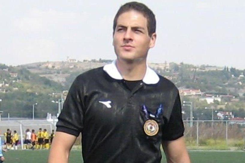 Γ' Εθνική. Ο κ. Μαρόπουλος (Μακεδονίας) διαιτητής στον αγώνα Βέροιας -Αρη Παλαιοχωρίου