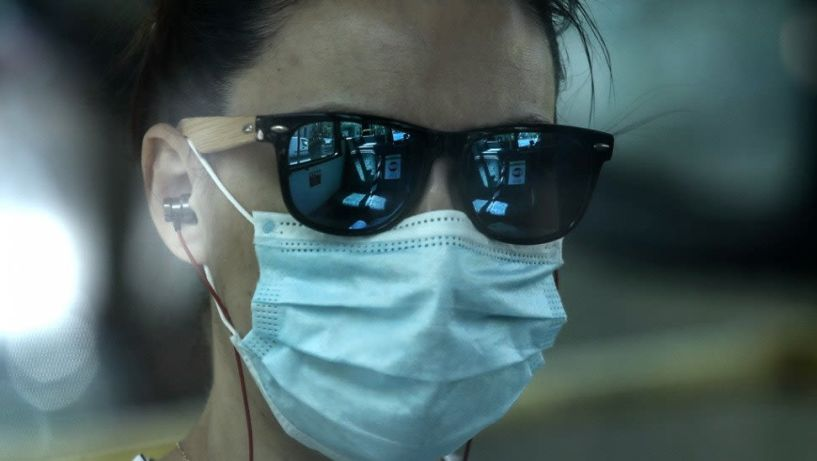 Μήνυμα του 112 σε Ημαθία Πέλλα, Κιλκίς και Πιερία - Φοράτε υποχρεωτικά μάσκα