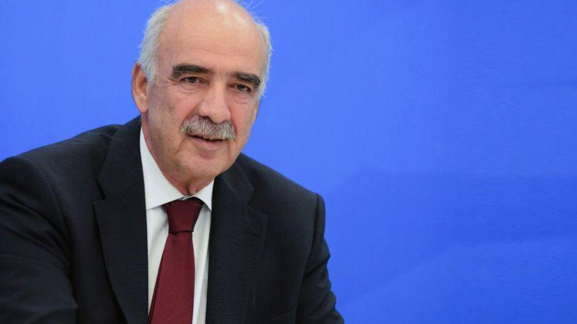 Ο Επικεφαλής του Ευρωψηφοδελτίου της Νέας Δημοκρατίας κ. Βαγγέλης Μεϊμαράκης στη Νάουσα