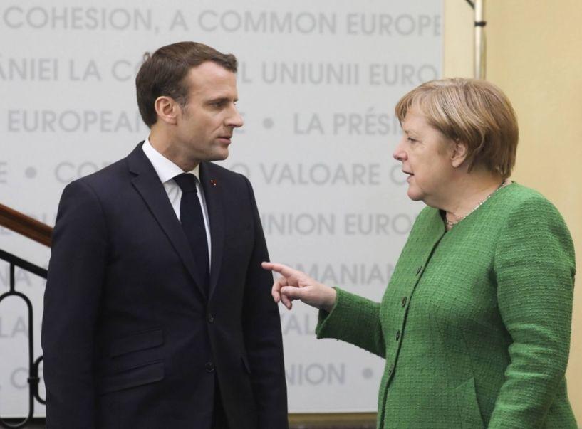 Τελεσίγραφο από Γερμανία και Γαλλία στον Ερντογάν! - «Έχεις μια εβδομάδα προθεσμία»